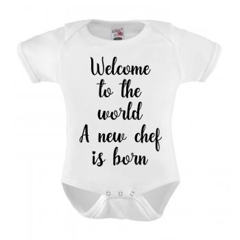 Rompertje Welcome to the world a new chef is born!