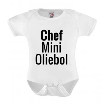 Rompertje Chef Mini Oliebol
