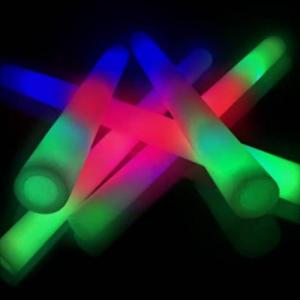 LED Foamsticks Multicolour